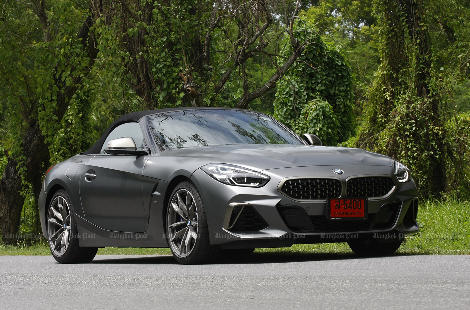 Bmw Z4 Roadster M40i 2019 Review
