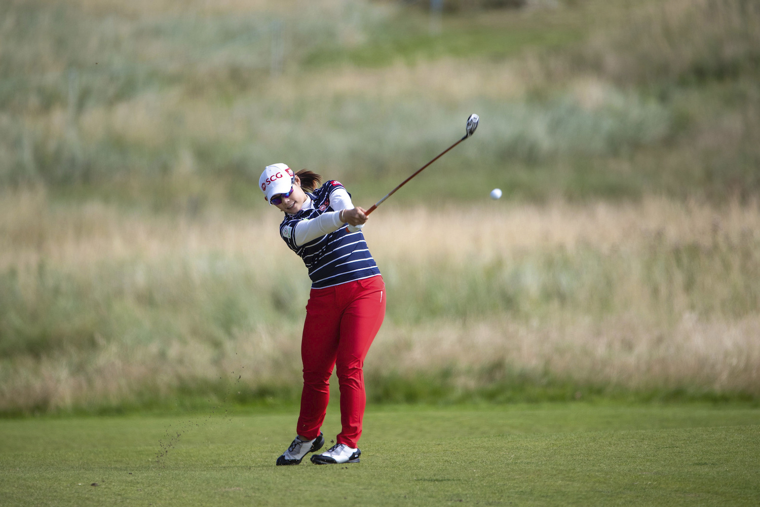 S. Korean fires 62 at Scottish Open