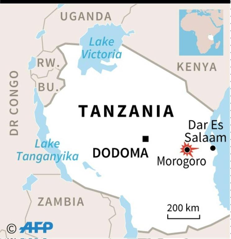 Tanzania fuel tanker blast kills 60
