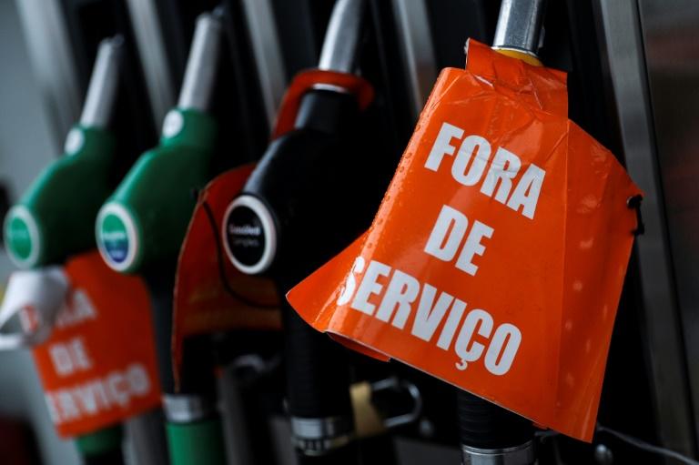 Many Portuguese petrol pumps are already