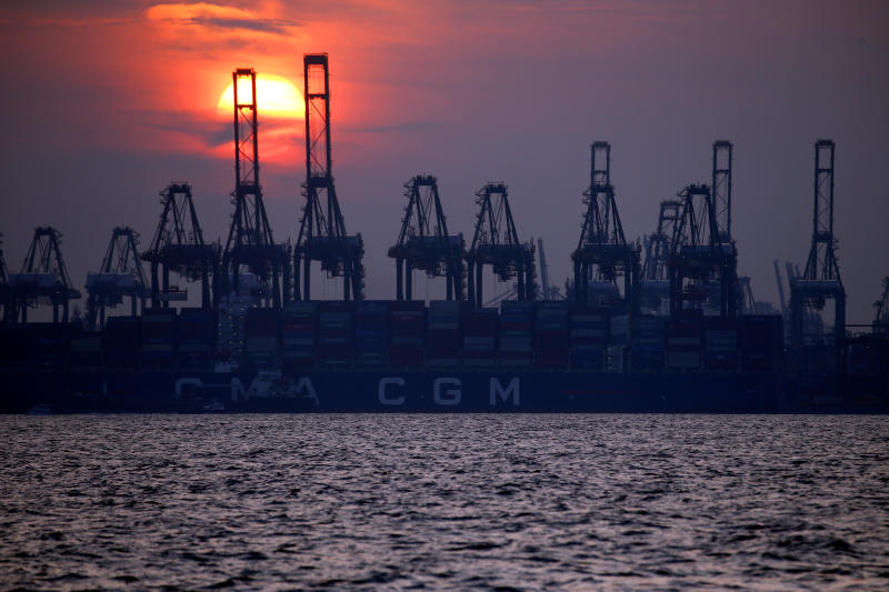 Singapore slashes 2019 GDP growth forecast after sharp Q2 contraction