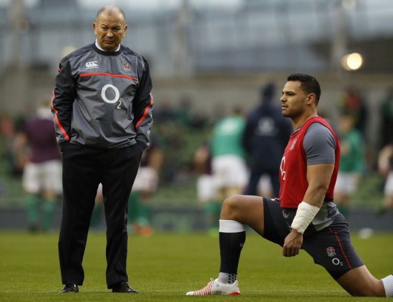 England coach Eddie Jones' decision to not take Ben Te'o to the Rugby World Cup was a shock move