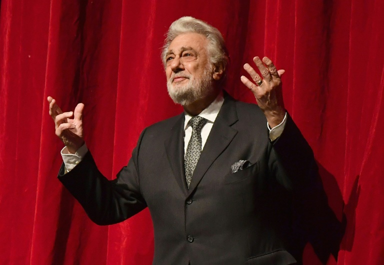 Spanish opera singer Placido Domingo rejected allegations of sexual harassment and said his relationships