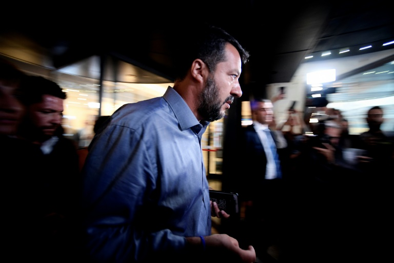 Italy's Interior Minister Matteo Salvini has called for swift elections after pulling support from the coalition government, plunging the country into turmoil