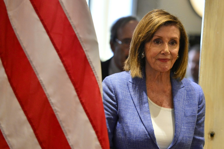 Brexit: No chance of United States trade deal if Irish accord hit - Pelosi