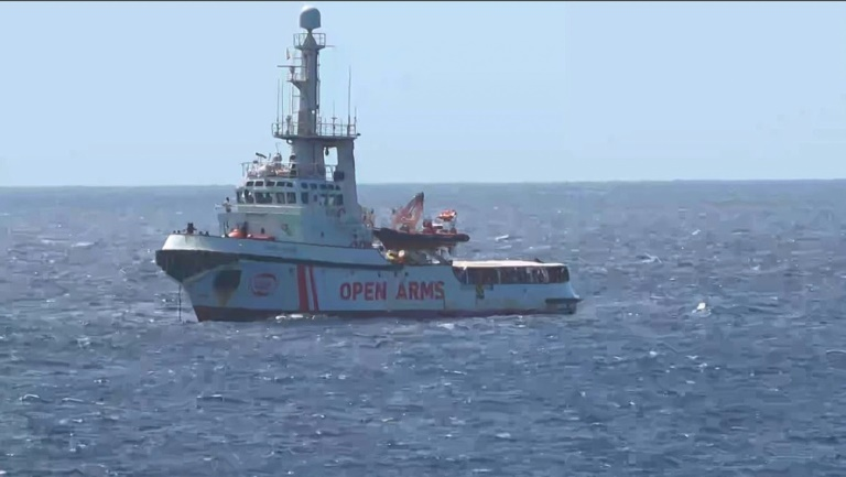 European Union states agree to take in migrants from 'Open Arms' ship