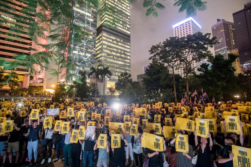 HK braces for weekend unrest