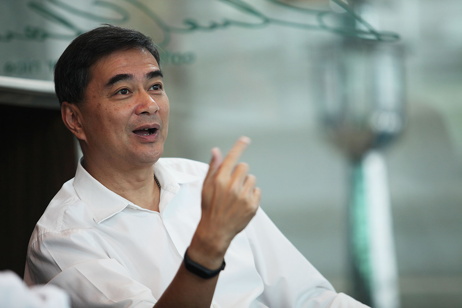 Abhisit: Wants political inclusiveness in regional bloc