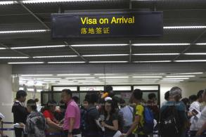 Visa waiver for China, India under fire