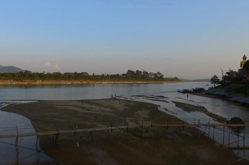 Dam-building race threatens the Mekong River