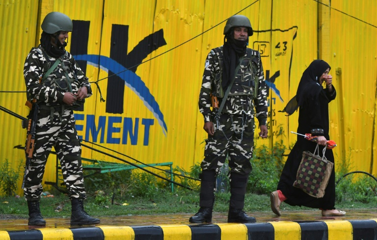 India on August 5 ended the special constitutional status of Muslim-majority Kashmir.