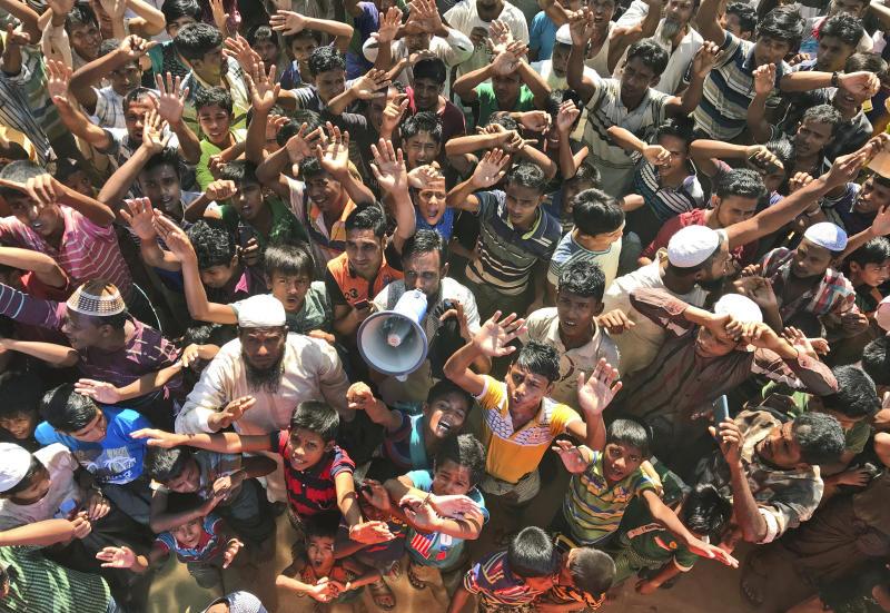 UN agency, Bangladesh begin survey of Rohingya over return to Myanmar