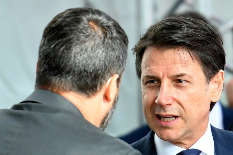 D-day for Italian government as PM Conte resignation mooted