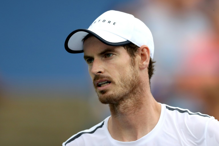 Murray falls to Sandgren as singles comeback continues