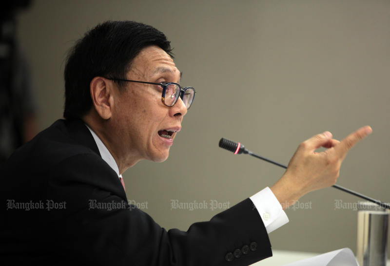 "The Energy Ministry plans to launch the ""One Community, One Power Plant"" scheme for renewable resources in September to reduce carbon dioxide emissions, accoding to permanent secretary Kulit Sombatsiri."