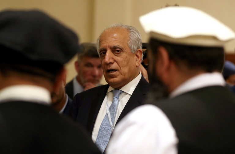 US Special Representative for Afghanistan Reconciliation Zalmay Khalilzad is returning to Doha for peace talks with the Taliban.