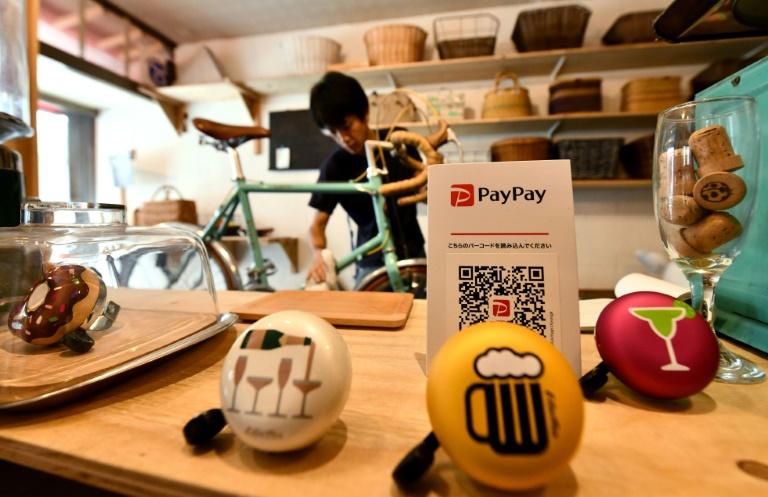 In high-tech Japan, cash is still king