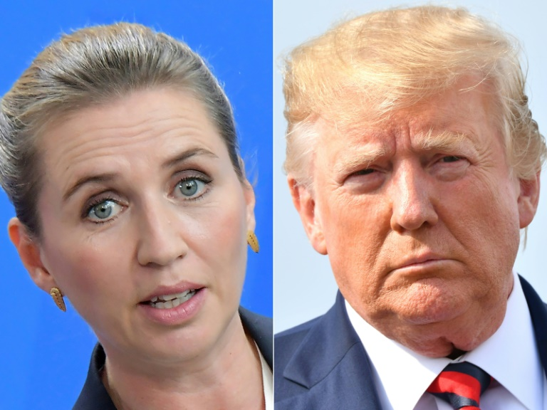 President Donald Trump has postponed a meeting with Danish Prime Minister Mette Frederiksen because she does not want to sell Greenland to the United States.