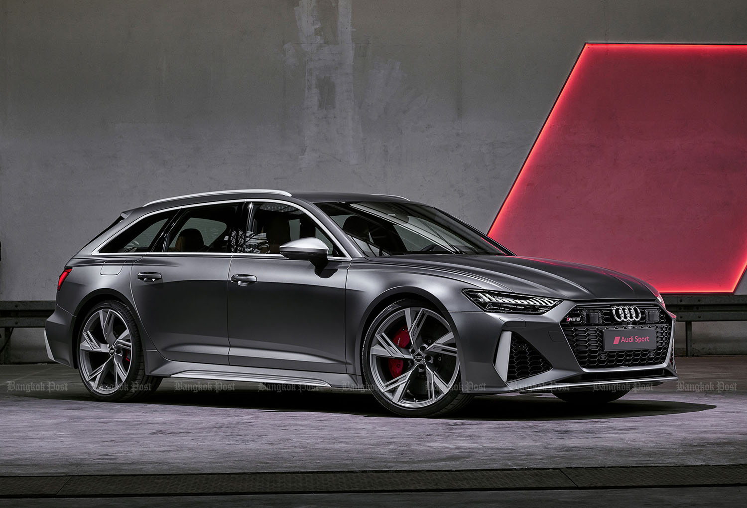 Audi gives new RS6 Avant mild hybrid tech
