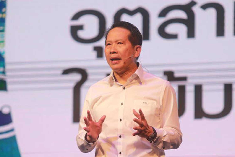 FTI chairman Supant Mongkolsuthree.