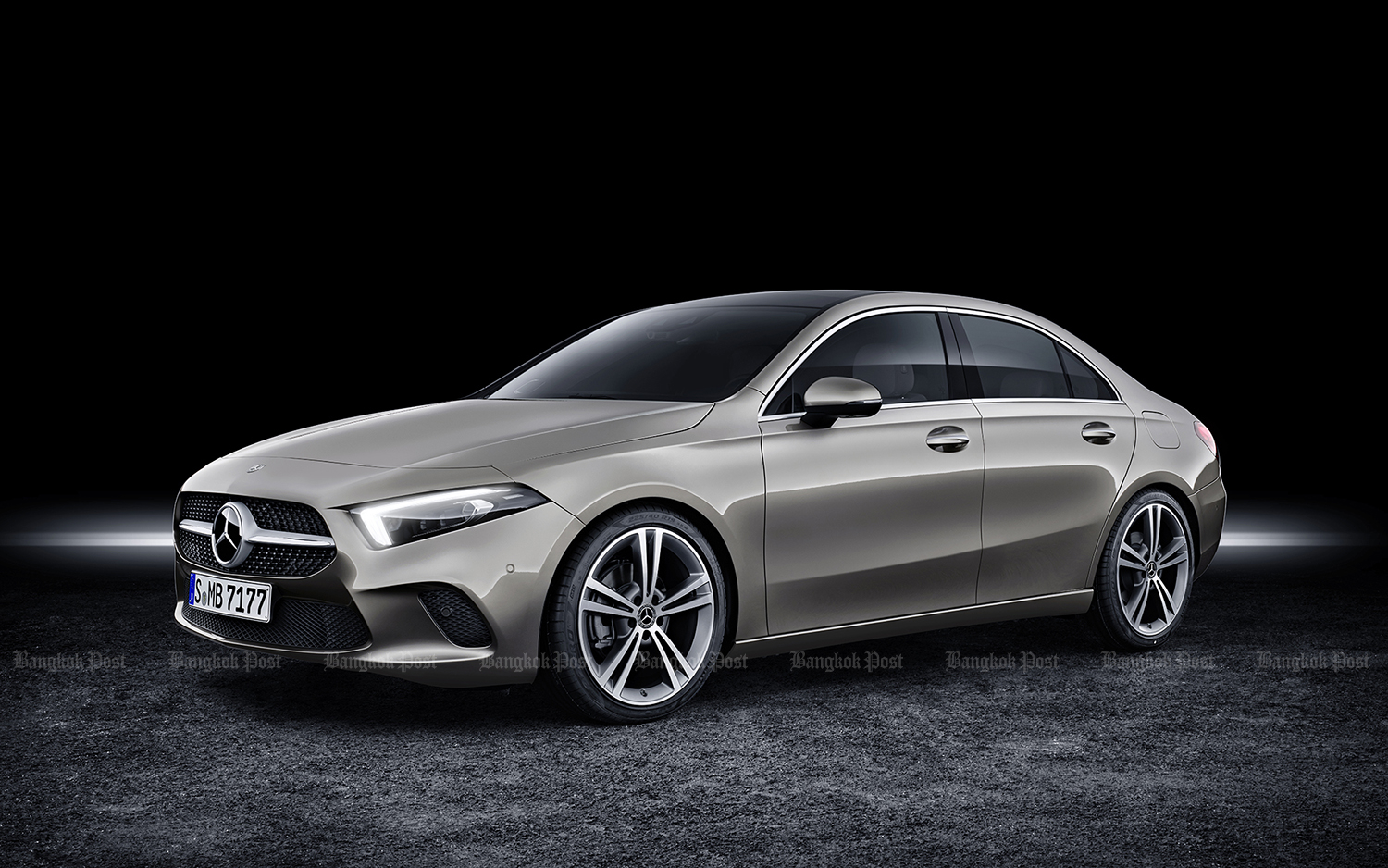 2019 Mercedes-Benz A200 Sedan: Thai price and specs