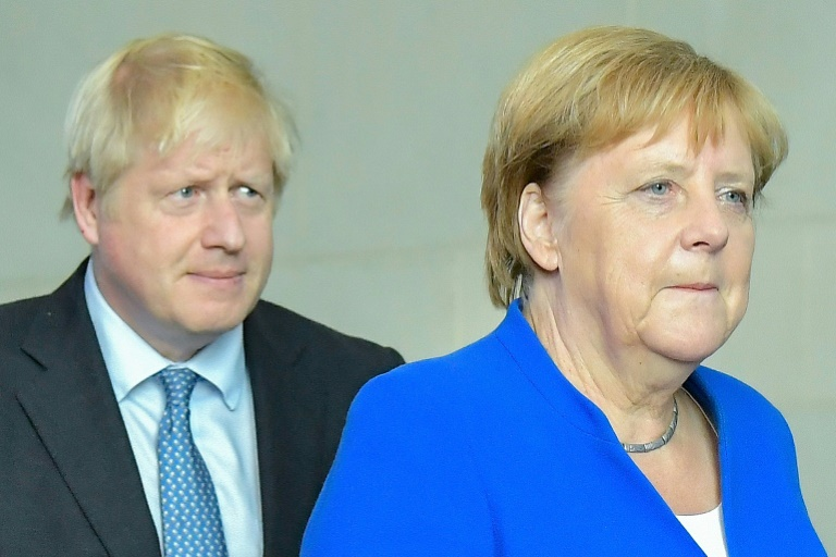 Merkel said perhaps an agreement would be possible within