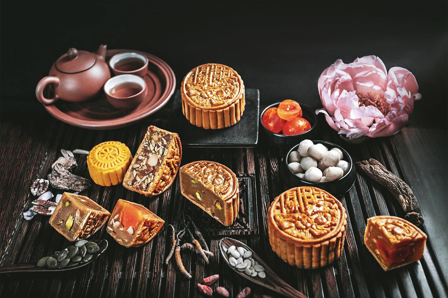 Get your mooncakes
