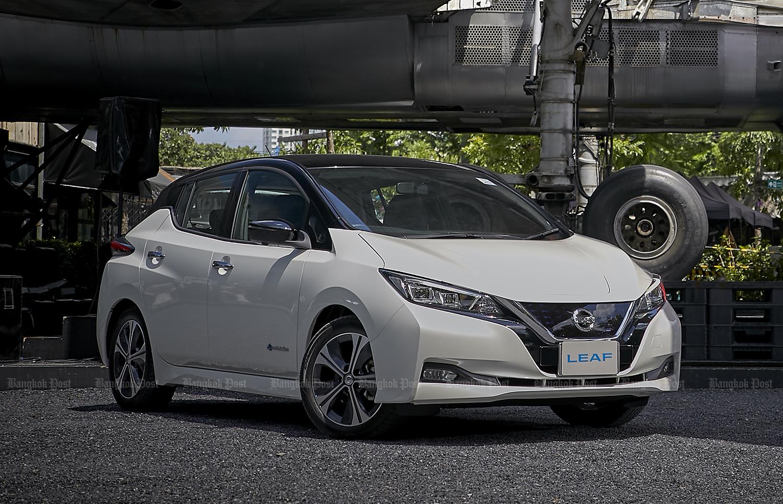 Nissan Leaf (2019) review