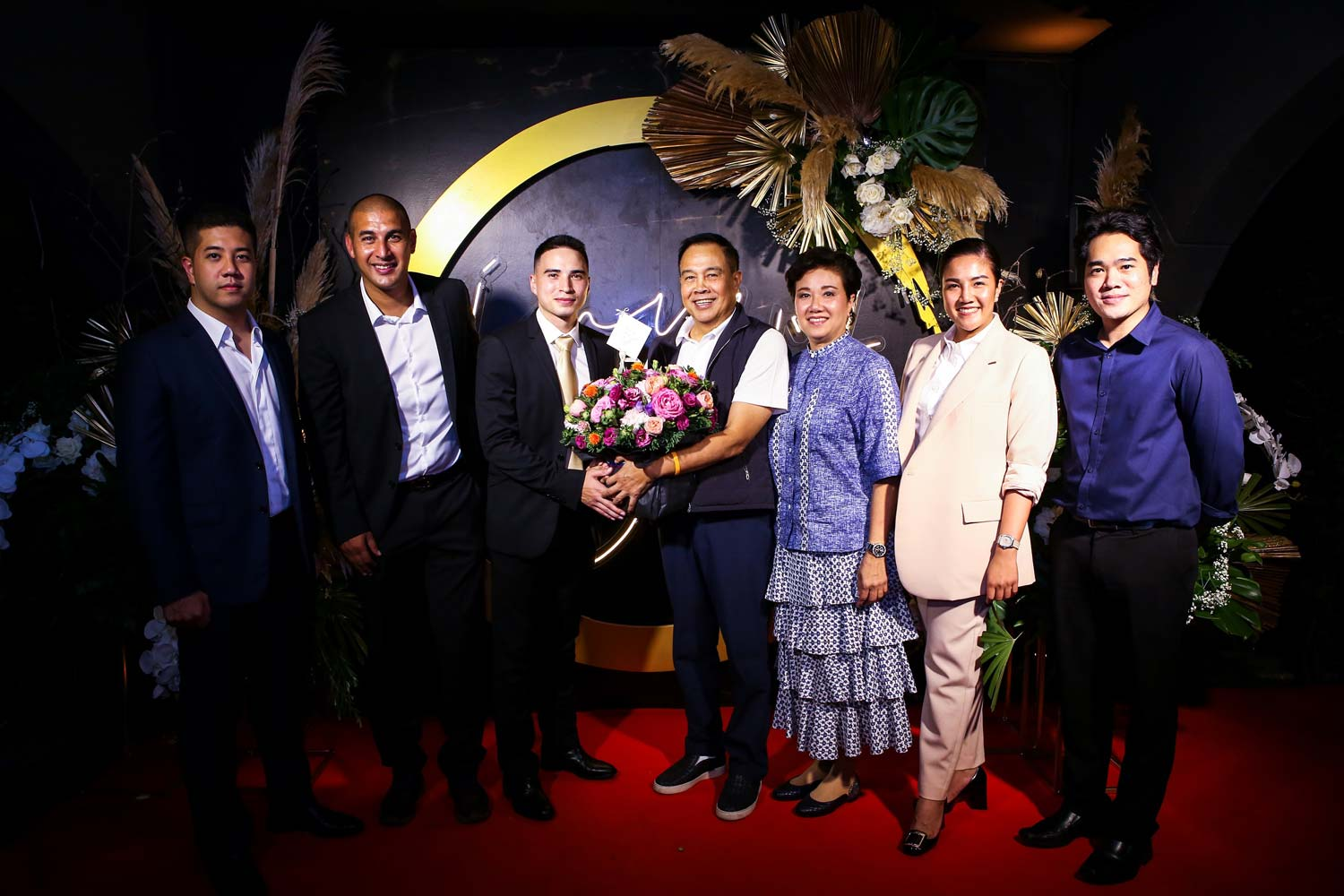 Sukhumvit's chic modern french restaurant and bar ivy 47 celebrates its official grand opening