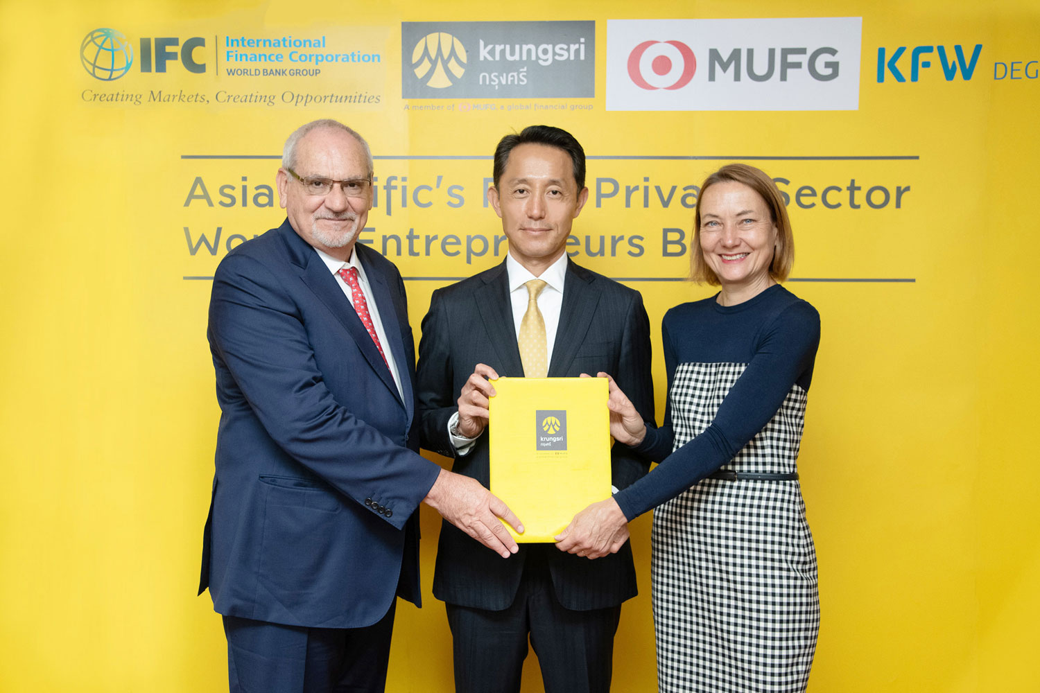 IFC and DEG Agree to Subscribe to Asia Pacific's First Private-Sector