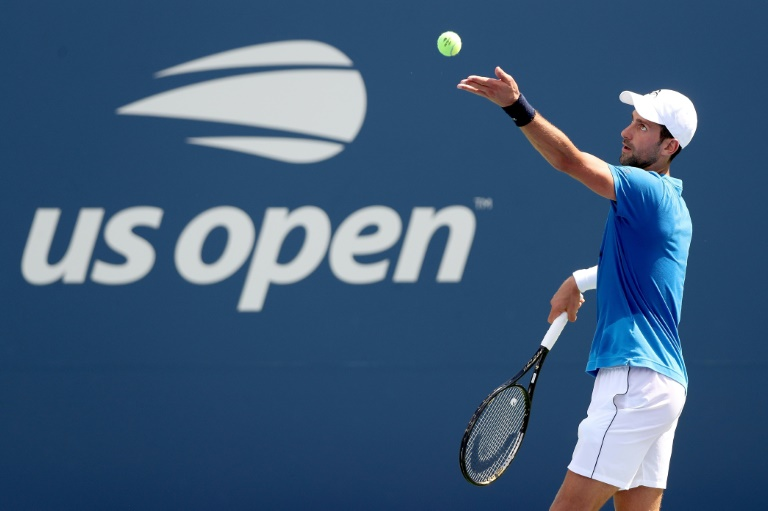 Nadal, Federer, Djokovic remain ones to beat at US Open