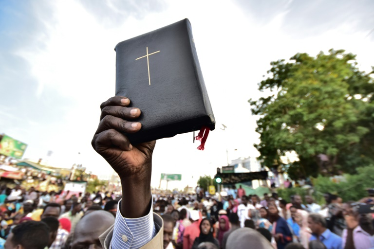 Sudan's persecuted Christians eye long-sought freedom
