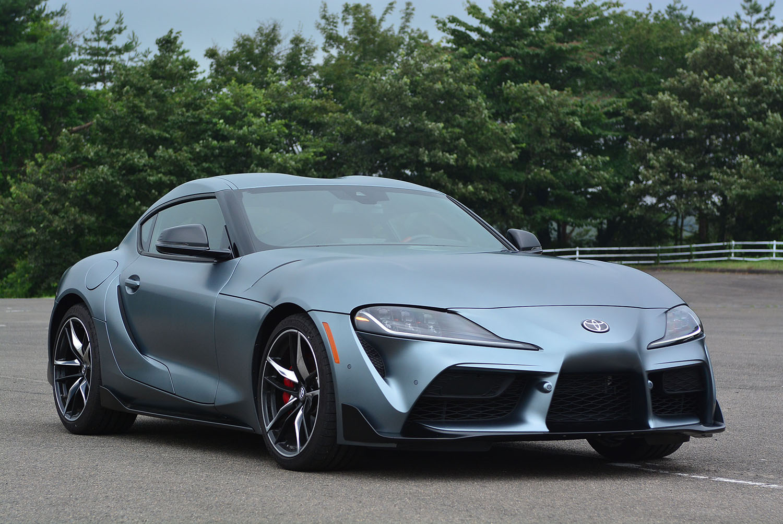 Toyota Sports Car >> Toyota Gr Supra 2019 Review