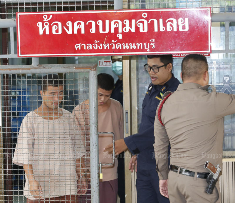 Thailand Court Upholds Death Penalty For Men Accused Of Murdering British Backpackers