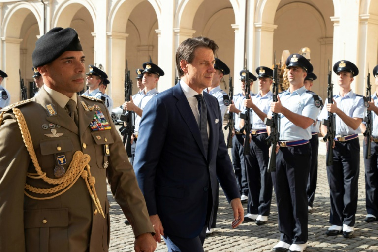 Rival Italian Parties Near Deal to Form Government Without Matteo Salvini's League