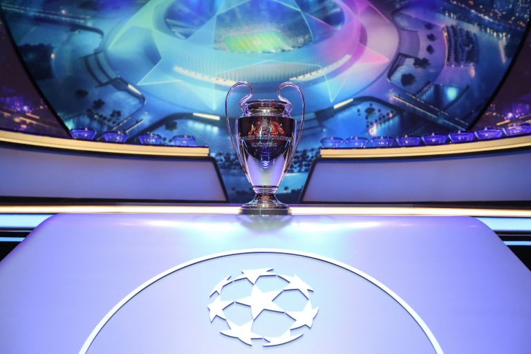 The Champions League group stage draw took place in Monaco on Thursday.