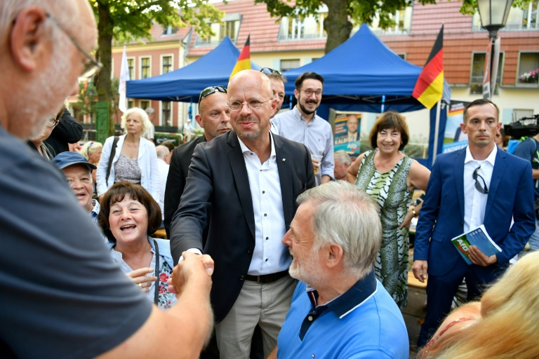 Far-right seen gaining but not winning in 2 German states