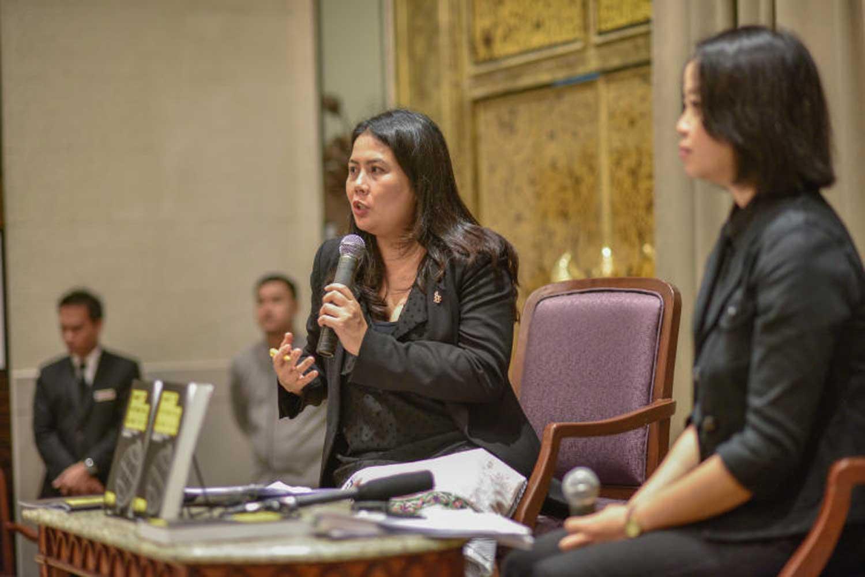 Piyanut Kotsan, director of Amnesty International Thailand