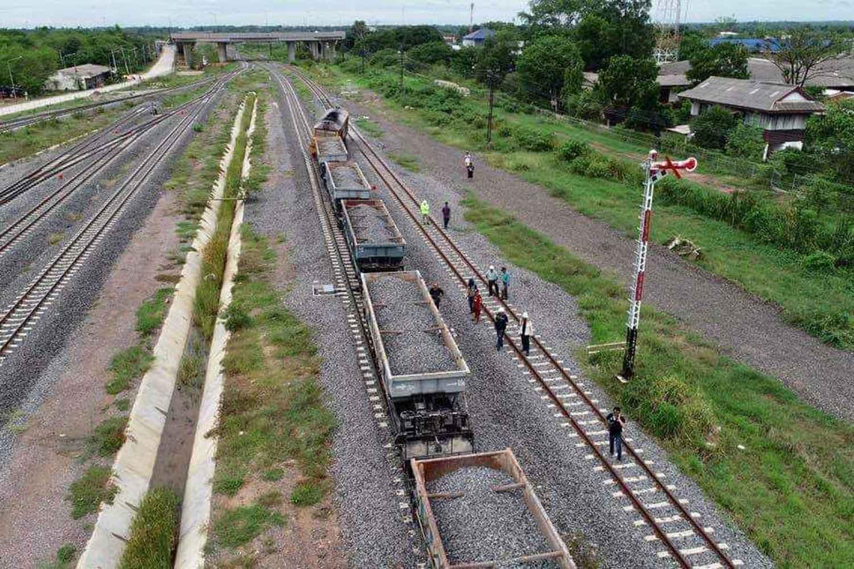 Freight train derailment affects Bangkok-Nong Khai services