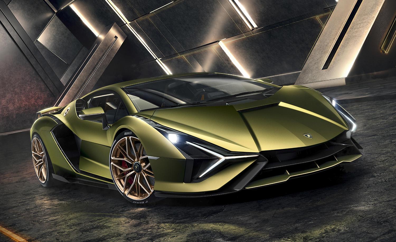 Sian hypercar kicks off hybrid future for Lamborghini
