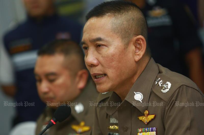 Arrested Koreans on Interpol list for fraud, drug offences