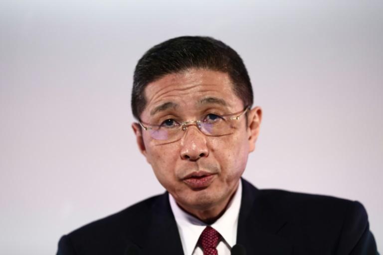 Nissan CEO Saikawa steps down