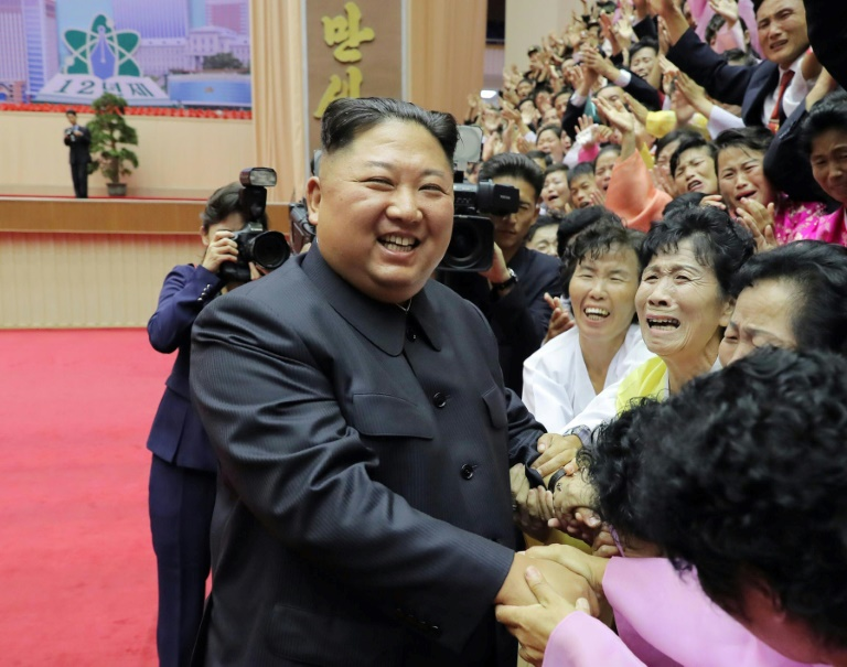 North Korean leader Kim Jong Un has said the North would wait until the end of the year for Washington to