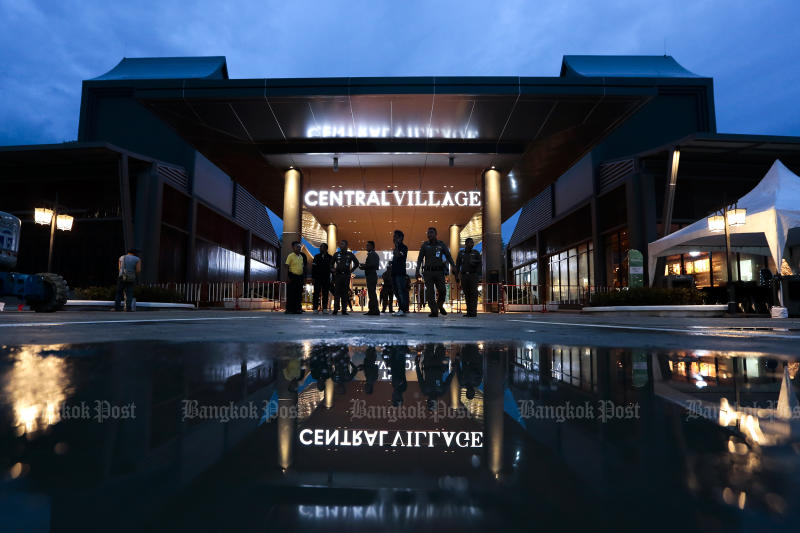 Central Group is said to be targeting an initial public offering next year. (Bangkok Post photo)