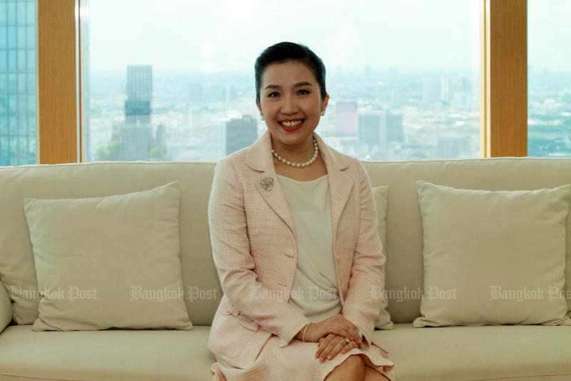 Asset World Corp Plc, under presidentship of Asset World Corp Plc, will be Thailand's biggest initial public offering since 2013. (Bangkok Post photo)