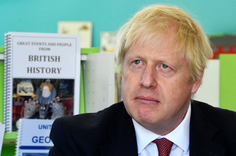 Boris Johnson's decision to suspend parliament with the Brexit date looming enraged his opponents.
