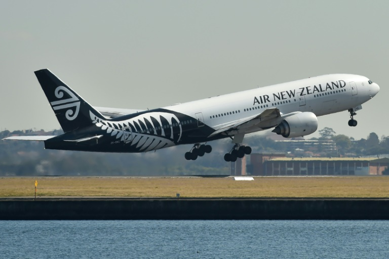 Air New Zealand is facing calls for a boycott from Maori groups after applying to register the masthead of its'Kia Ora in-flight magazine as a trademark