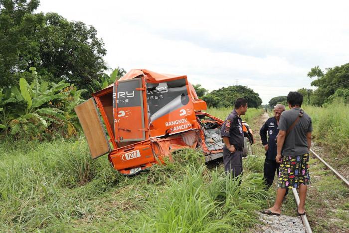Kerry driver killed in truck-train crash
