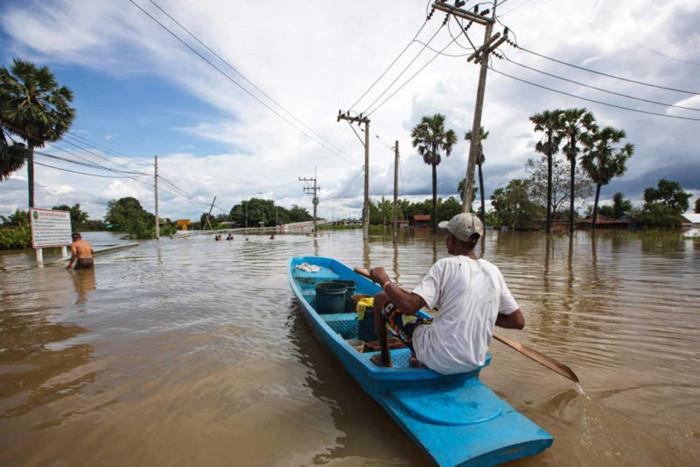 Five Ubon Ratchathani districts under close watch