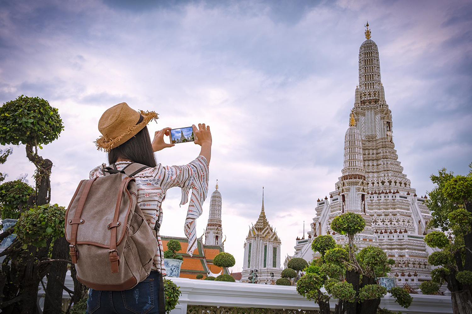 Instagram tops the source of inspiration for travellers aged 16-24, according to a Booking.com survey. (Booking.com photo)